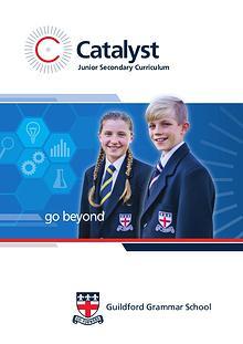 Catalyst: Junior Secondary Curriculum
