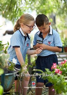 Guildford Grammar Preparatory School 2020