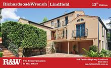 R&W Lindfield's Quarterly Book