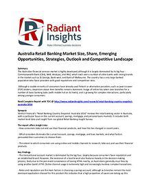 Australia Retail Banking Market Size, Key Trends 2016