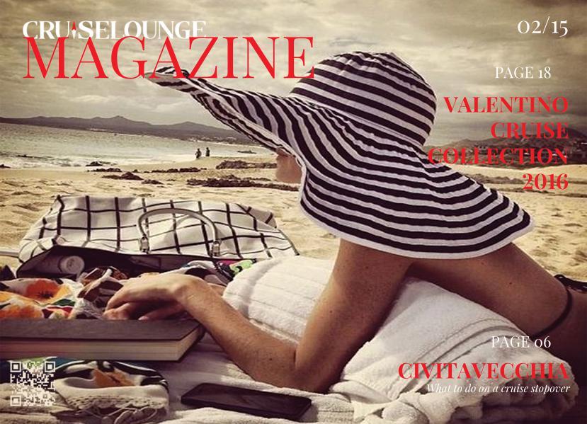 Cruiselounge Magazine 02/November 2015