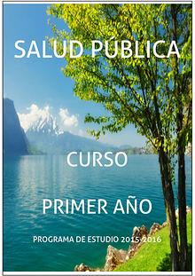 Salud Pública