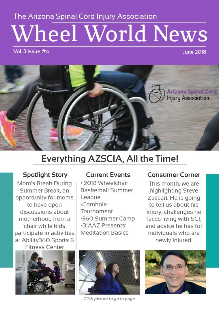 Wheel World News Issue 33 June
