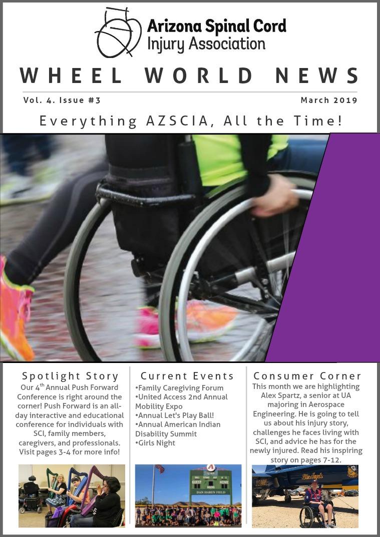 Wheel World News Issue 42 March