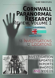 Cornwall Paranormal Research Review