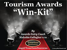 How To Win Tourism Awards Win Kit