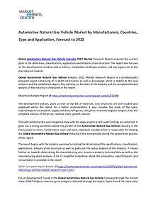 Automotive Natural Gas Vehicle Market 2017