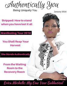 Authentically YOU Magazine