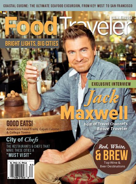 Food Traveler Magazine Summer 2016