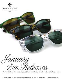 Seraphin New Releases