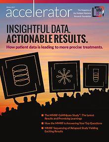MMRF Accelerator Magazine