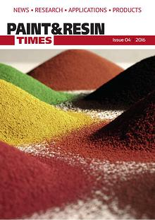 Paint & Resin Times - Issue 3 2016