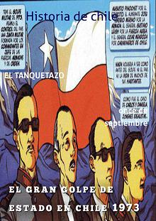 El golpe de estado en chile 1973