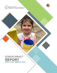 2018-2019 Donor Impact Report