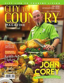 City To Countrymagazine Nov/Dec 2016