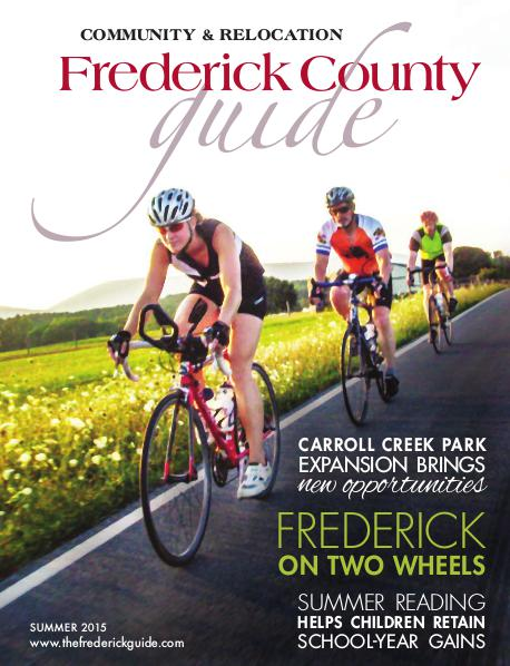 The Frederick County Guide Summer 2015
