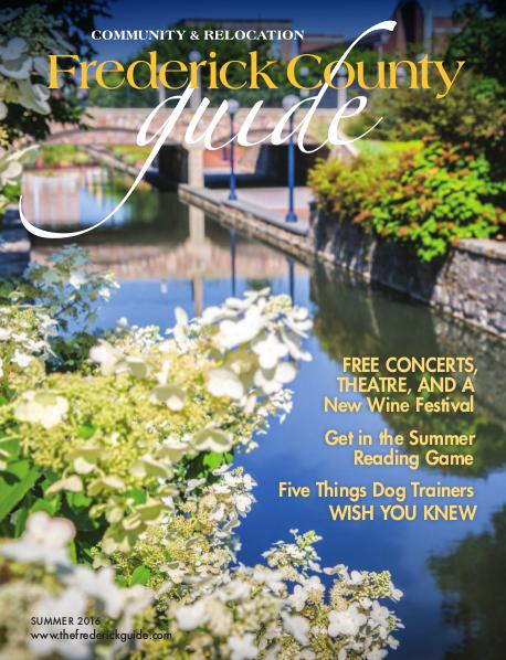 The Frederick County Guide Summer 2016