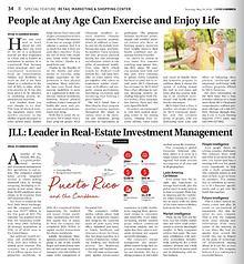 JLL: Leader in Real-Estate Investment Management
