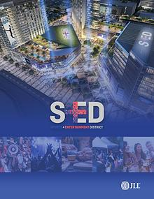 Sports & Entertainment District (SED)