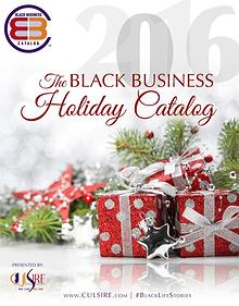 2016 Black Business Holiday Catalog