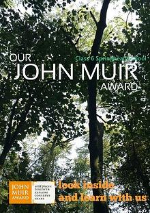 Our John Muir Award