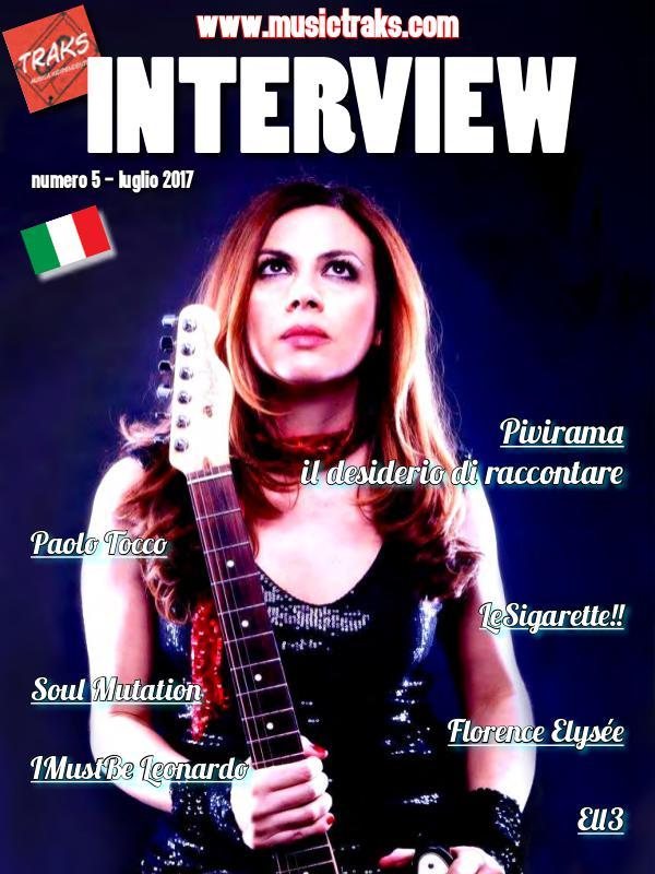 TRAKS INTERVIEW TRAKS INTERVIEW 005