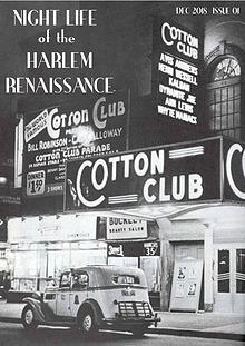 Harlem Renaissance Night Life