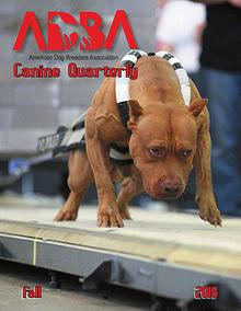Canine Quarterly - ADBA