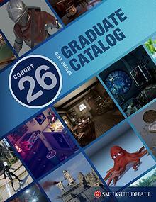 SMU Guildhall Graduate Catalog