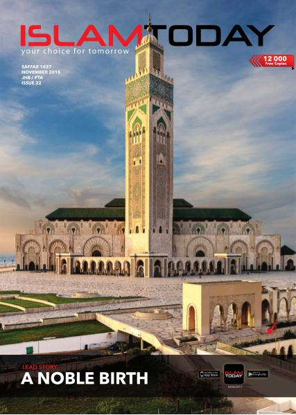 Islam Today Issue 22 JHB