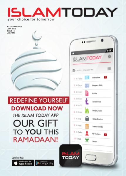 Islam Today Issue 18 JHB
