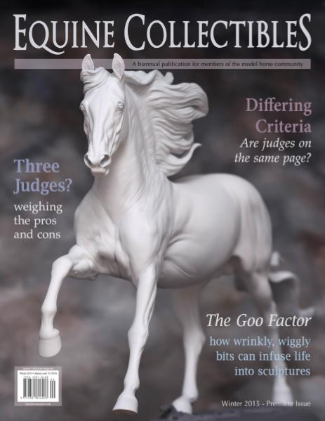 Equine Collectibles Winter 2015