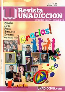 Revista UNADICCION - Febrero 2017