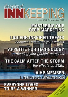 The Voice of Innkeeping