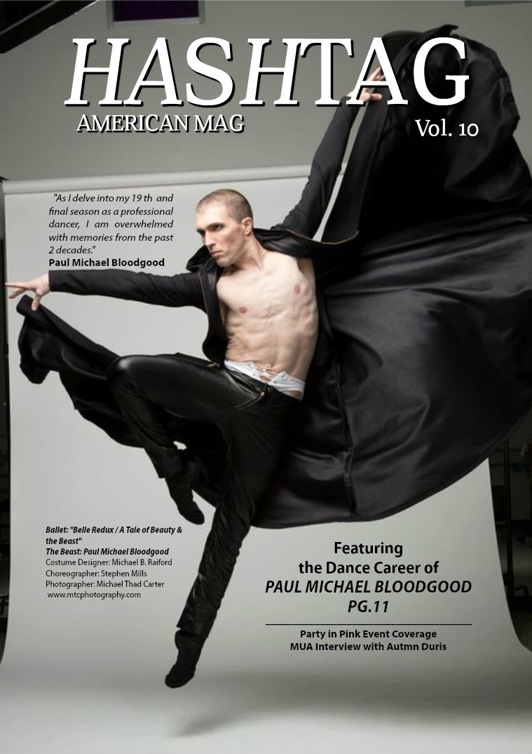 Hashtag American Mag vol. 10