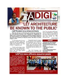 UAP La Union Chapter Newsletter