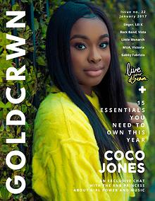 Gold Crwn Magazine
