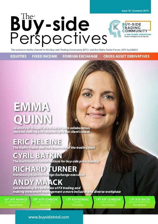 Buy-side Perspectives Issue 16