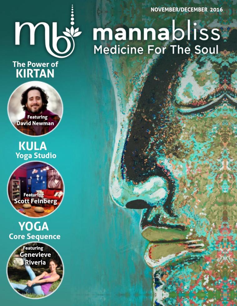 mannabliss Medicine for the Soul November 2016