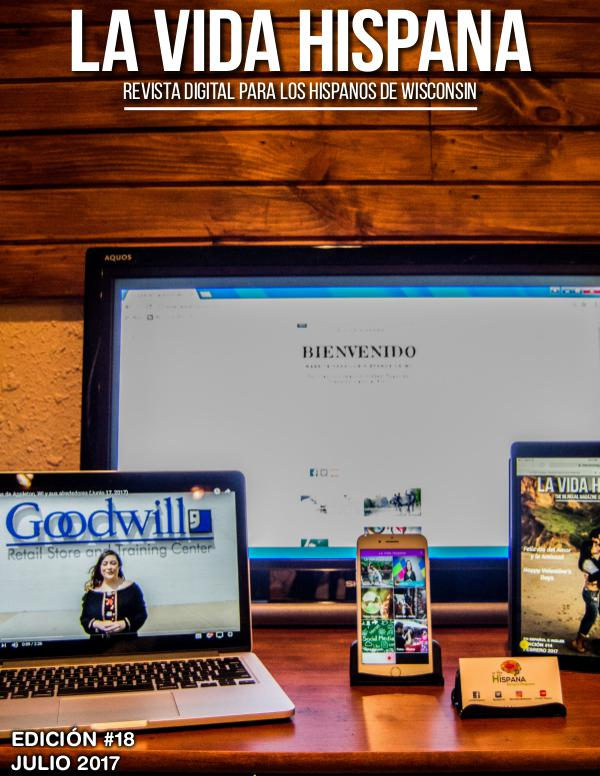 La Vida Hispana - Revista Mensual Julio 2017