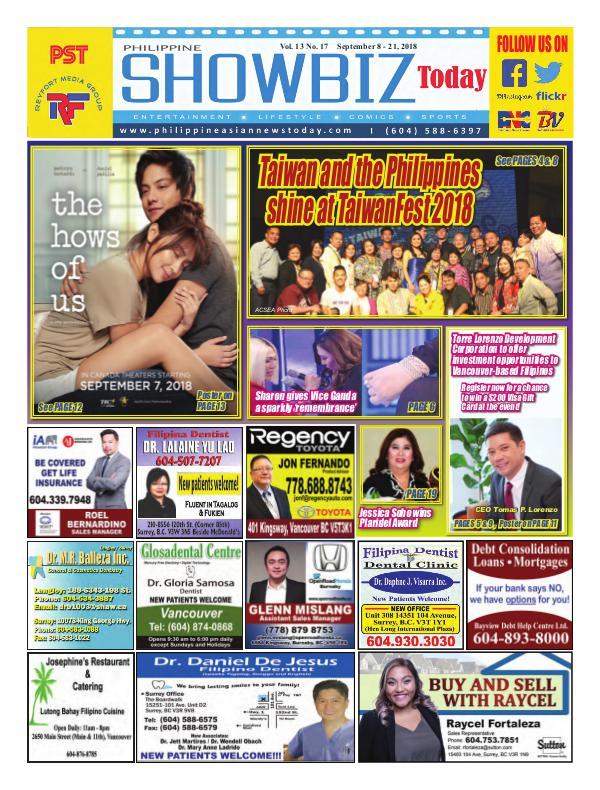 Philippine Showbiz Today Vol 13 No 17