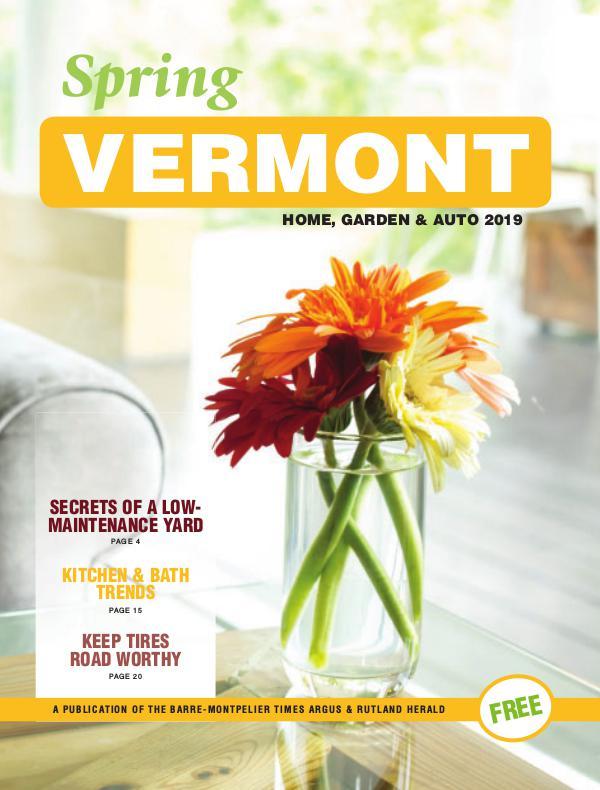 Spring Vermont Home, Garden & Auto 2019