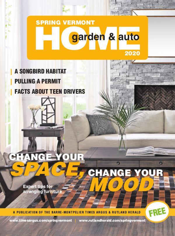 Spring Vermont Home, Garden & Auto 2020