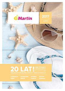 Katalog Biuro Podróży Martin LATO 2017