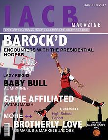 I AM CHICAGO BASKETBALL Mag