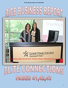 Rice Business Report June 2019 Edition