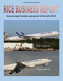 Rice Business Report September 2019