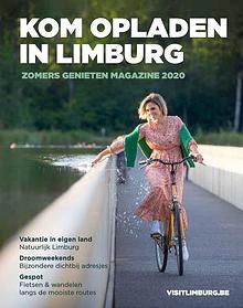 Kom opladen in Limburg