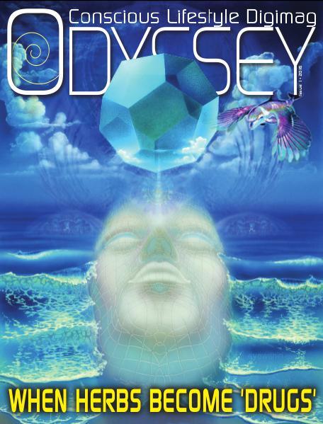 Odyssey Magazine Issue 1, 2016