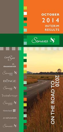 Senwes Integrated Reports
